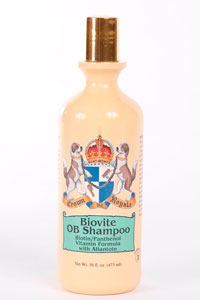 Crown Royale Biovite Shampoo №3