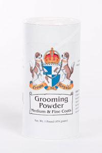 Crown Royale Grooming Powder Medium & Fine Coats 454 гр
