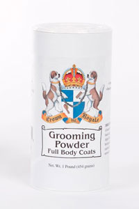 Crown Royale Grooming Powder Full Body Coats 454 гр