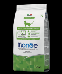 Monge Cat Monoprotein Adult Rabbit